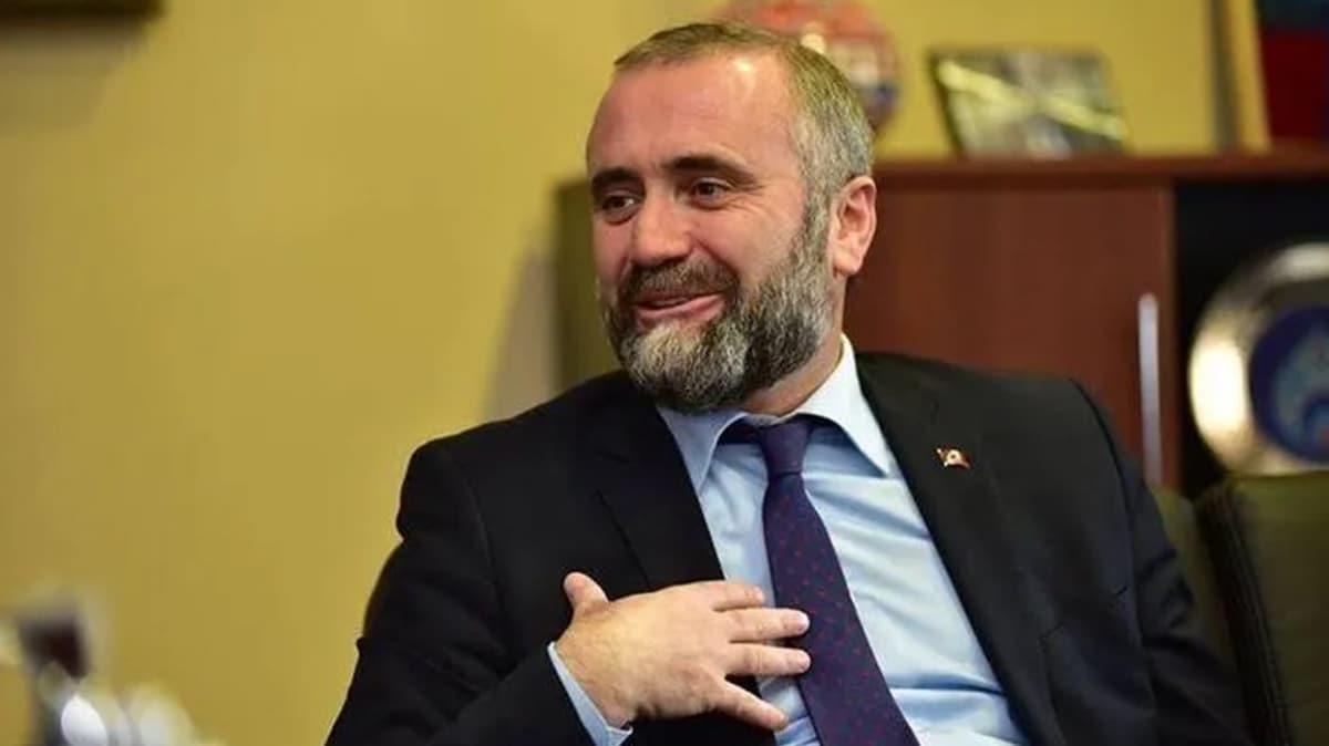 Cumhurbaşkanı Başdanışmanlığına Sabri Demir atandı