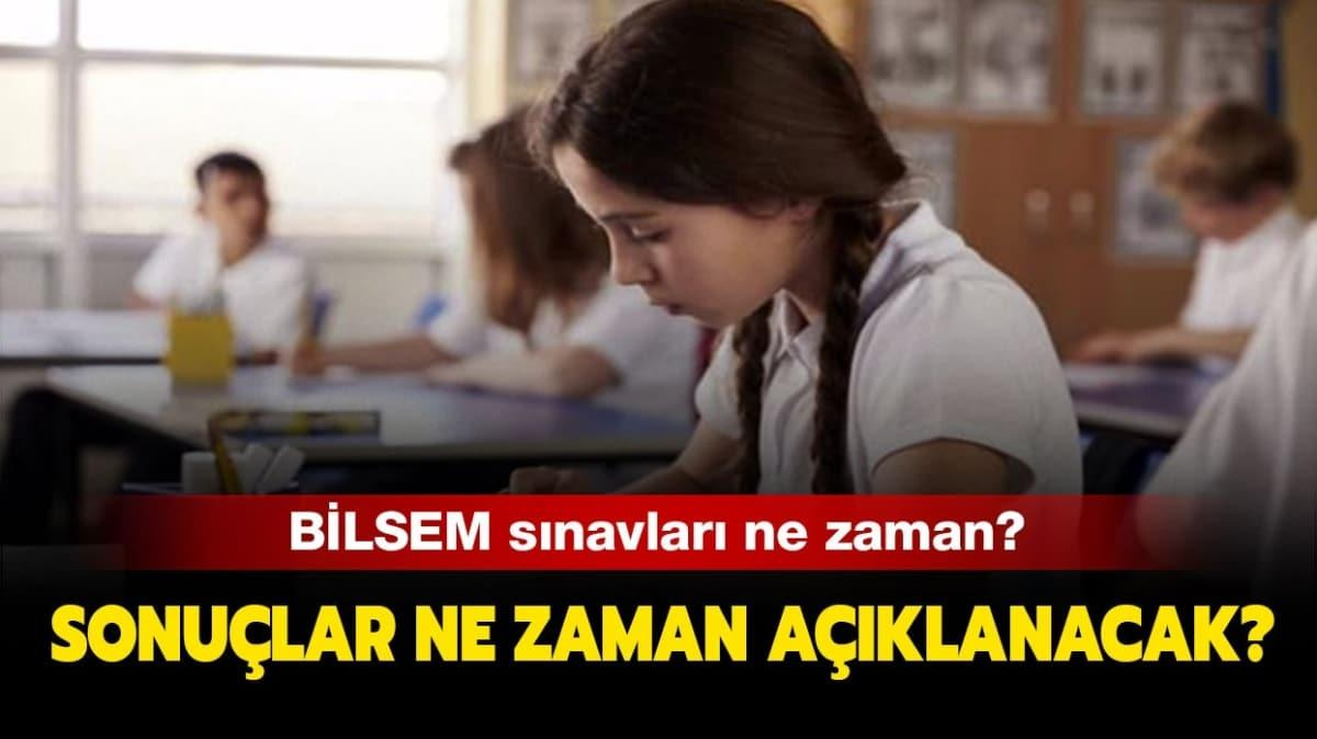"""BİLSEM sınavı 2020 ne zaman"""""""