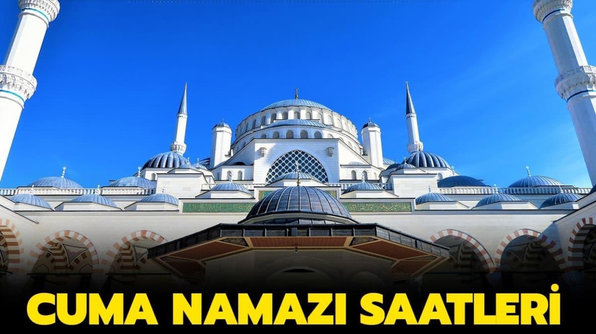 """28 Ağustos 2020 Cuma namazı saati: İl il Cuma namazı saat kaçta kılınacak"""""""