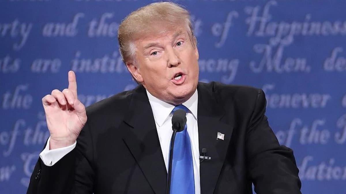 ABD Başkanı Trump'tan 'NBA' açıklaması: Siyasi bir örgüt haline geldi!