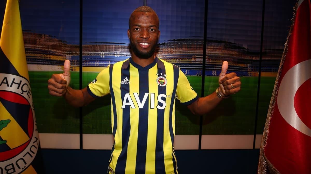 """Enner Valencia: """"Fenerbahçe gibi büyük bir camiada olmak şampiyonluk isteğini getirir"""""""