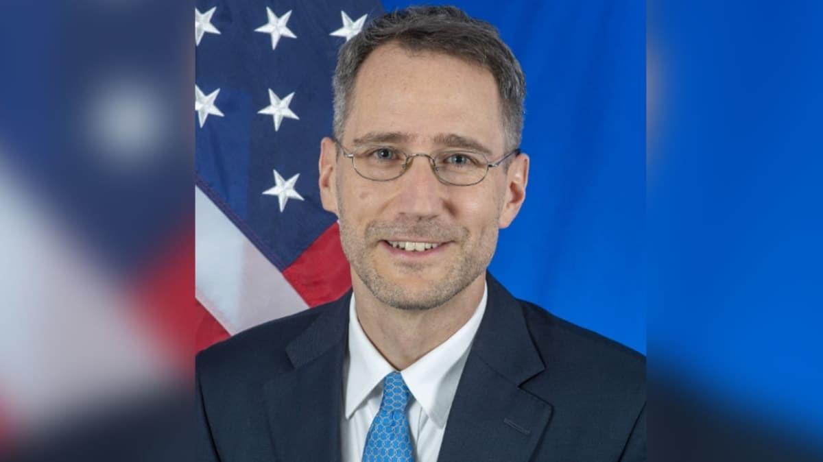 ABD'nin Ortadoğu'dan sorumlu Birinci Bakan Yardımcısı Joey Hood: Sincar'da PKK değil Irak ve Türkiye olsun