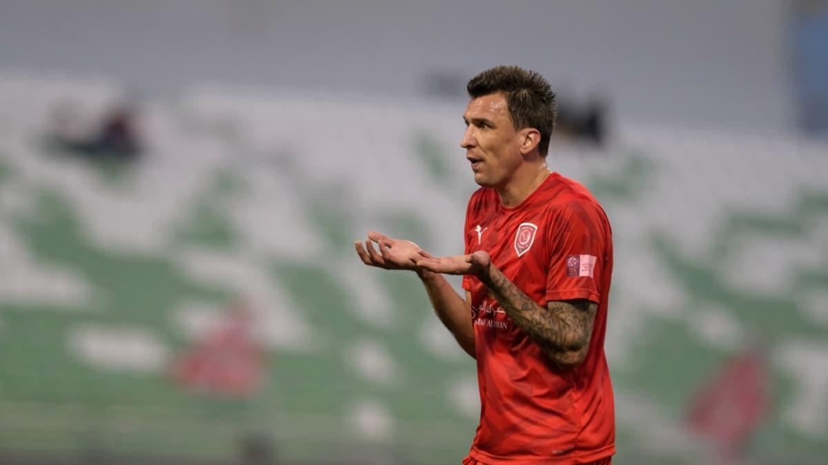 Beşiktaş'ın Mario Mandzukic transferi Domagoj Vida'ya bağlı
