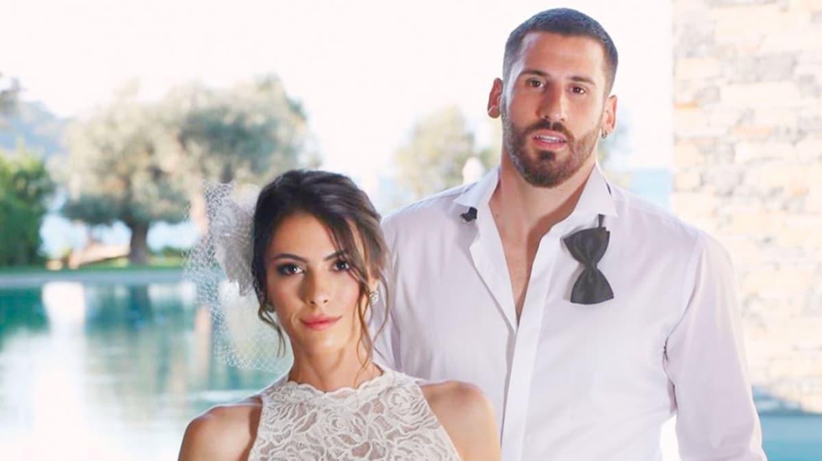 Basketbolcu Nemanja Djurisic ile evlenen Survivor yarışmacısı Ezgi Avcı'dan virüse inat Madrid tatili