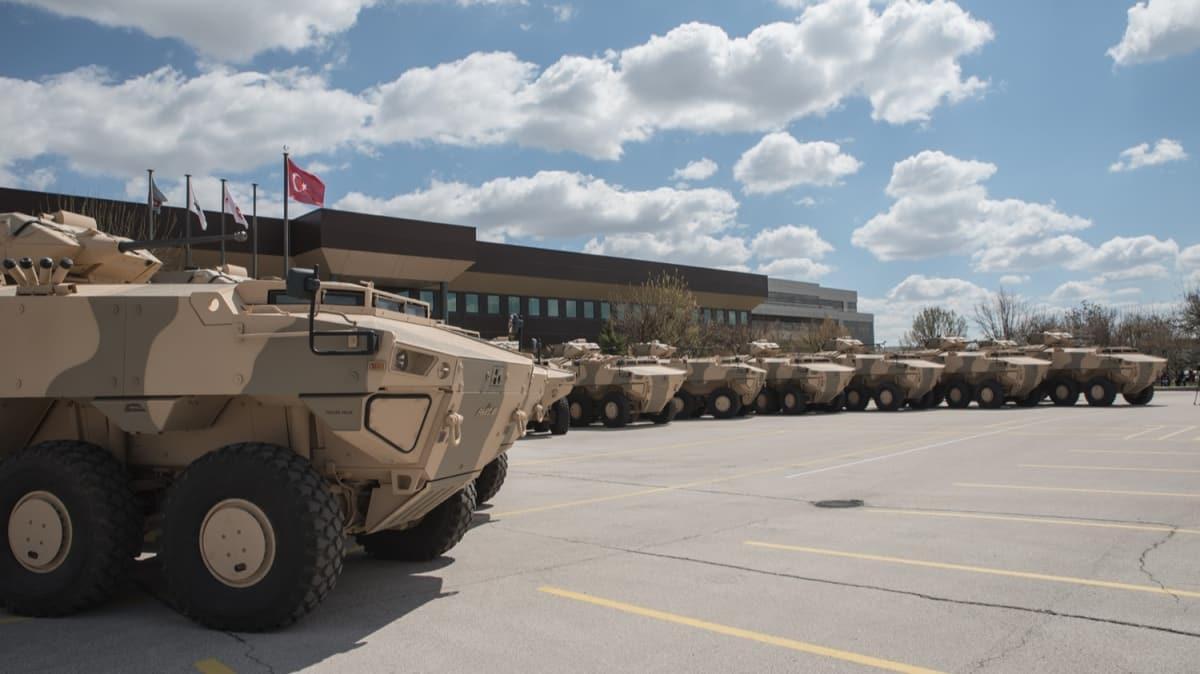 Dünyanın önde gelen firmalarını geride bırakmıştı: Dev zırhlıların Umman'a teslimatını tamamladı