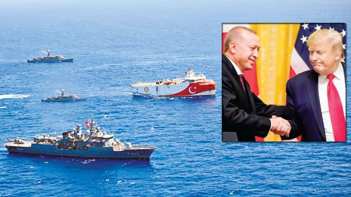 Doğu Akdeniz'i görüştüler! 'İstikrarsızlığı yaratan taraf Türkiye değil'