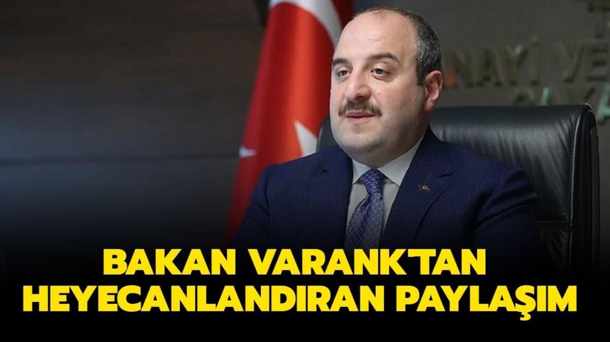"""Mustafa Varank'ın müjdesi ne"""" Mustafa Varank bugün ne açıkladı"""""""