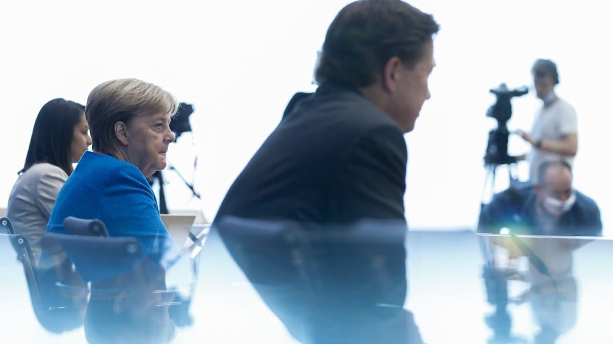 Almanya'dan Doğu Akdeniz açıklaması: AB ülkeleri Yunanistan'ı desteklemekle yükümlüdür