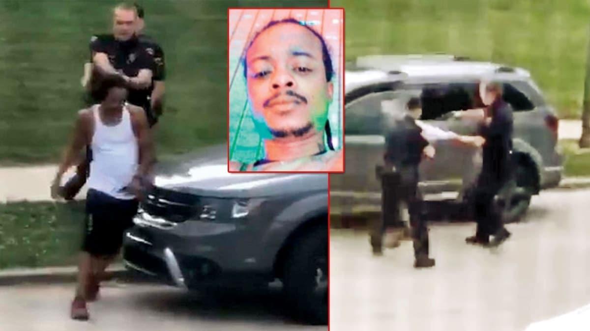 ABD'de polisin siyahi Jacob Blake'i arkadan vurmasıyla ilgili Başsavcılık açıklaması: Aracında bıçak vardı