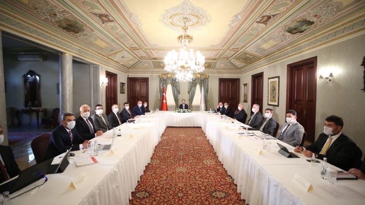 Hazine ve Maliye Bakanı Albayrak: Milli ekonomi programlarımızı, küresel finans durumunu istişare ettik