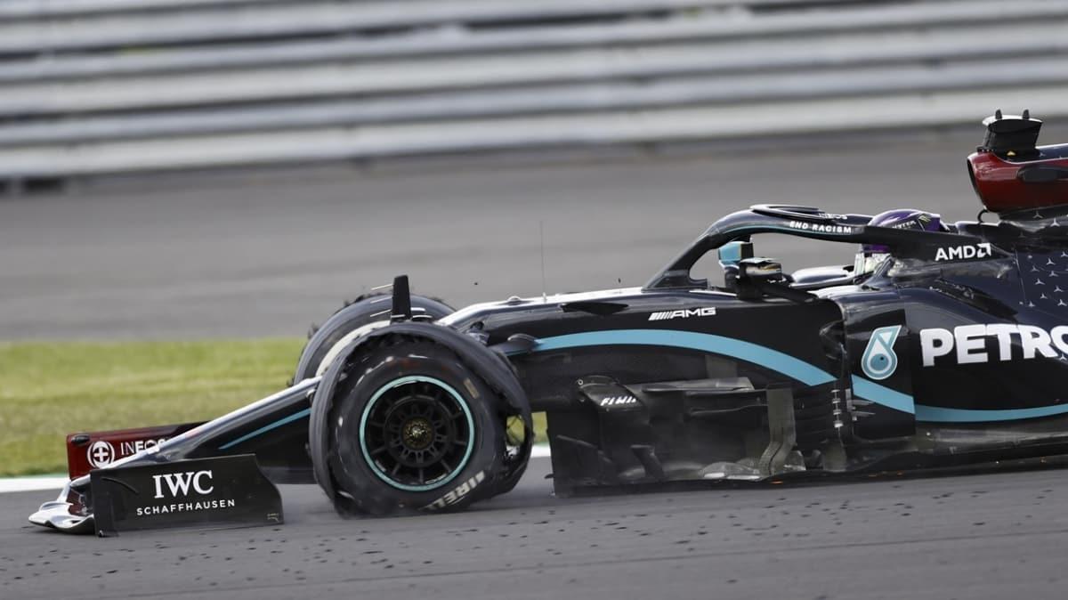 Formula 1'de heyecan Belçika Grand Prix'siyle devam edecek