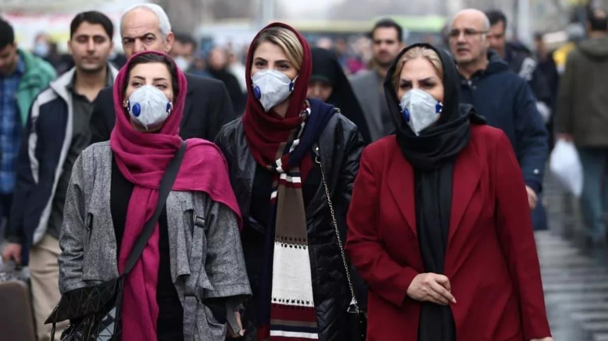 İran'da koronavirüsten son 24 saatte 112 kişi hayatını kaybetti