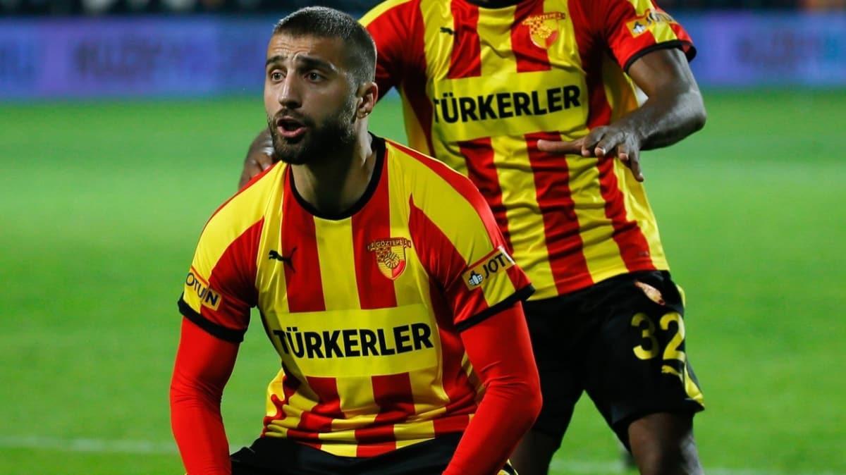 Fenerbahçe, Trabzonspor ve Başakşehir'in istediği Alpaslan Öztürk, Göztepe'de kalıyor