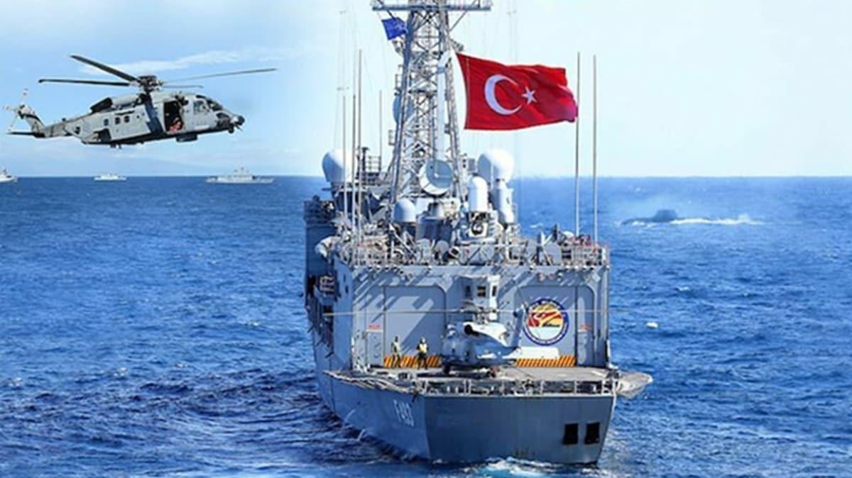 Uzmanlar noktayı koydu: Doğu Akdeniz için müzakere edilecek bir başlık yok