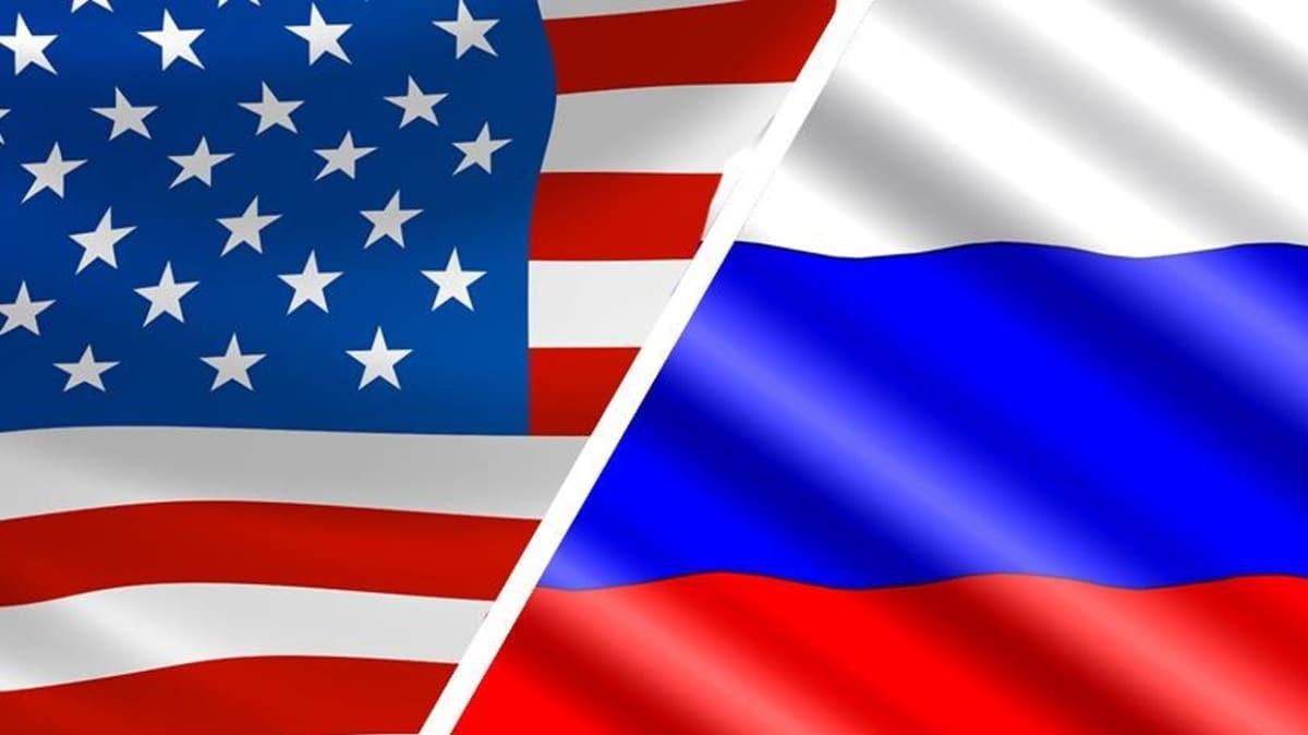 Zaharova'dan ABD'nin Rus bilim insanlarını yaptırım listesine almasına tepki: Çekememezlik