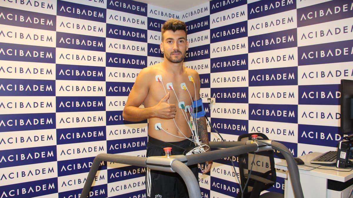 Hüseyin Atakan Üner resmen Beşiktaş'ta