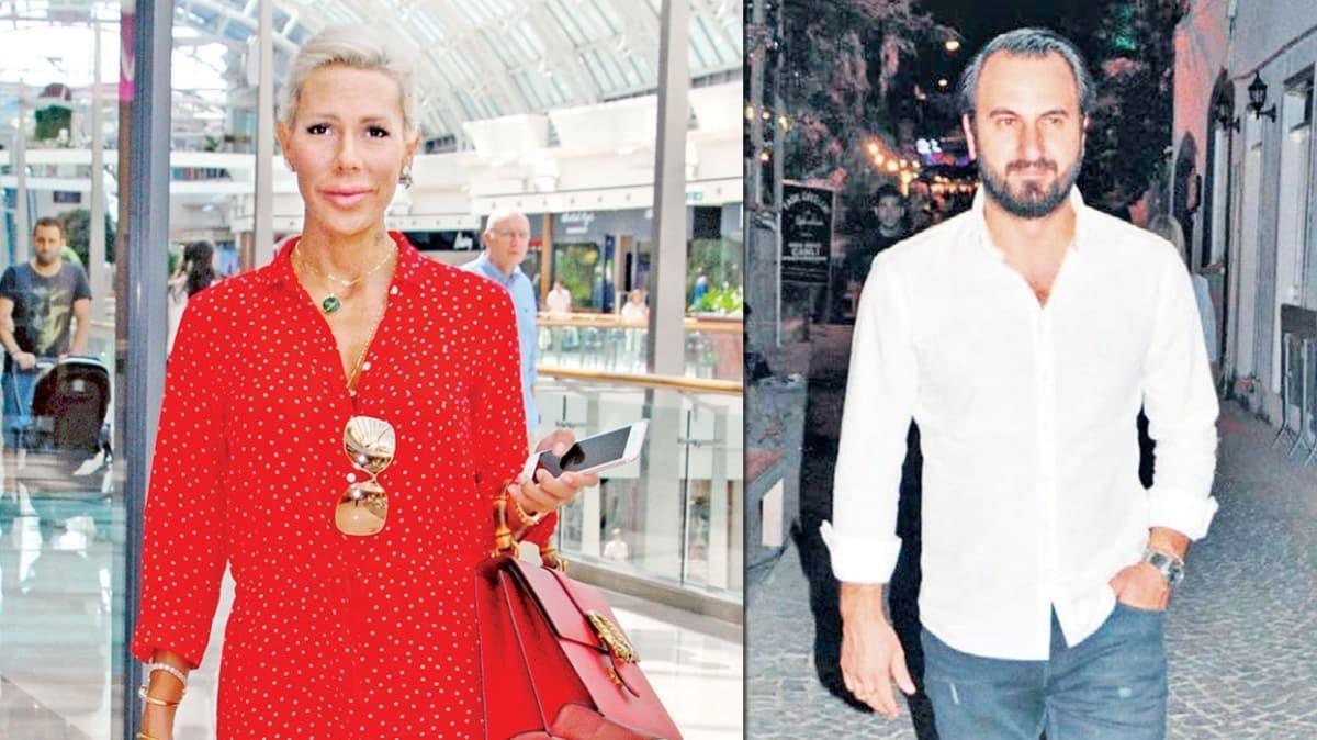 Erdinç Acar'dan boşanan Hande Acar yeni bir aşka yelken açtı! Cevdet Taşçeken ile beraberliğini yaptığı paylaşımla doğruladı