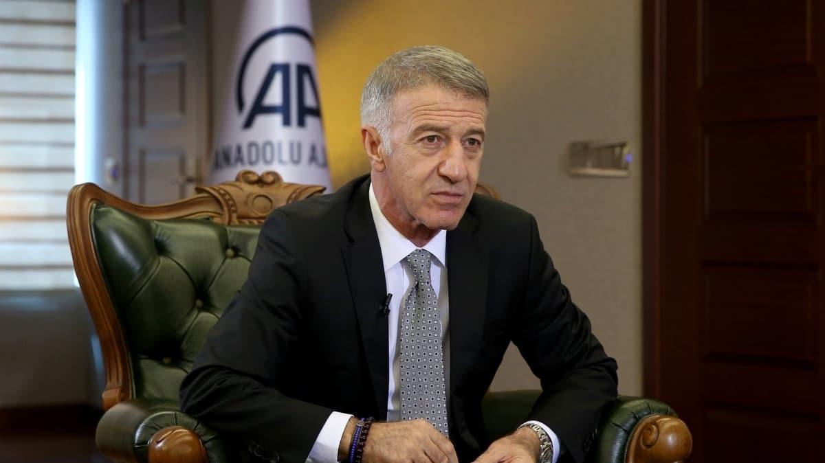 Ahmet Ağaoğlu: 'Serzenişe gerek yok'
