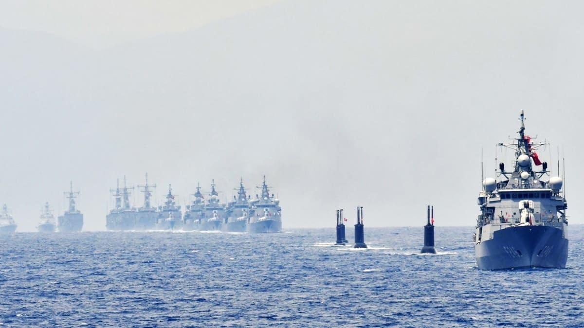 Son dakika haberi... Türkiye'den Doğu Akdeniz'de yeni Navtex ilanı
