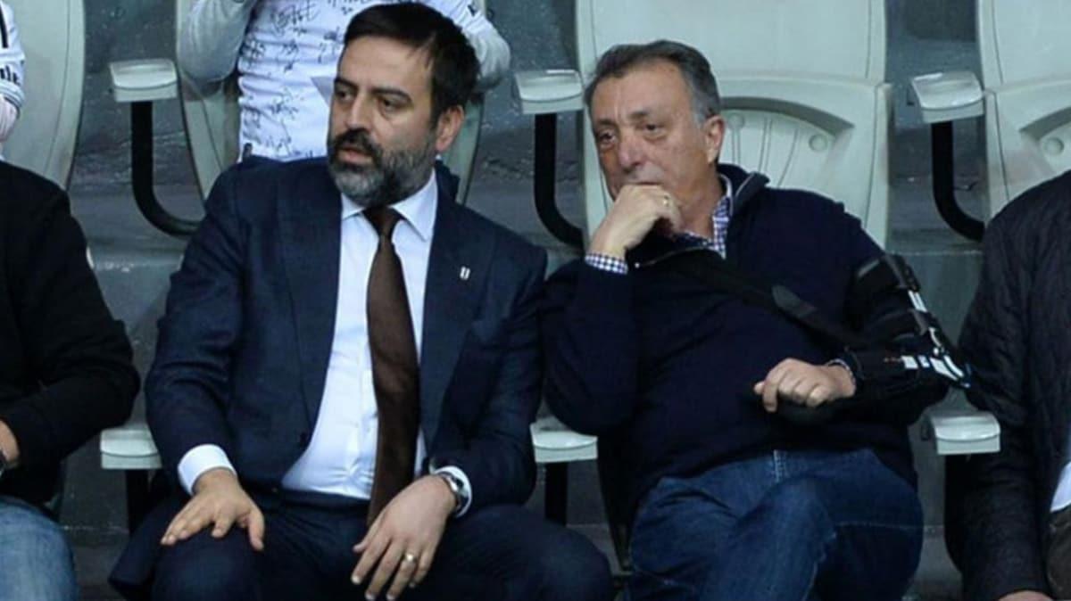 Beşiktaş yöneticisi Umut Şenol'a tepki büyük: 'İstifa et'