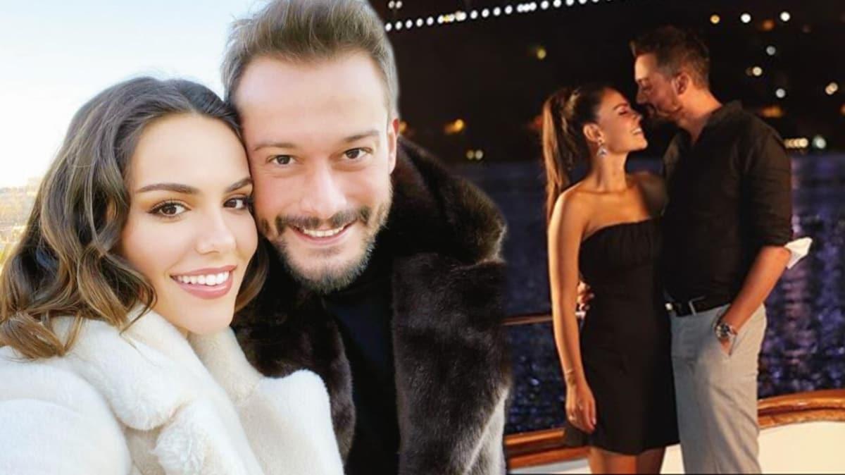 Özgü Kaya'dan sevgilisi Burak Serdar Şanal'a romantik kutlama! 'İyi ki varsın zeytin gözlüm'