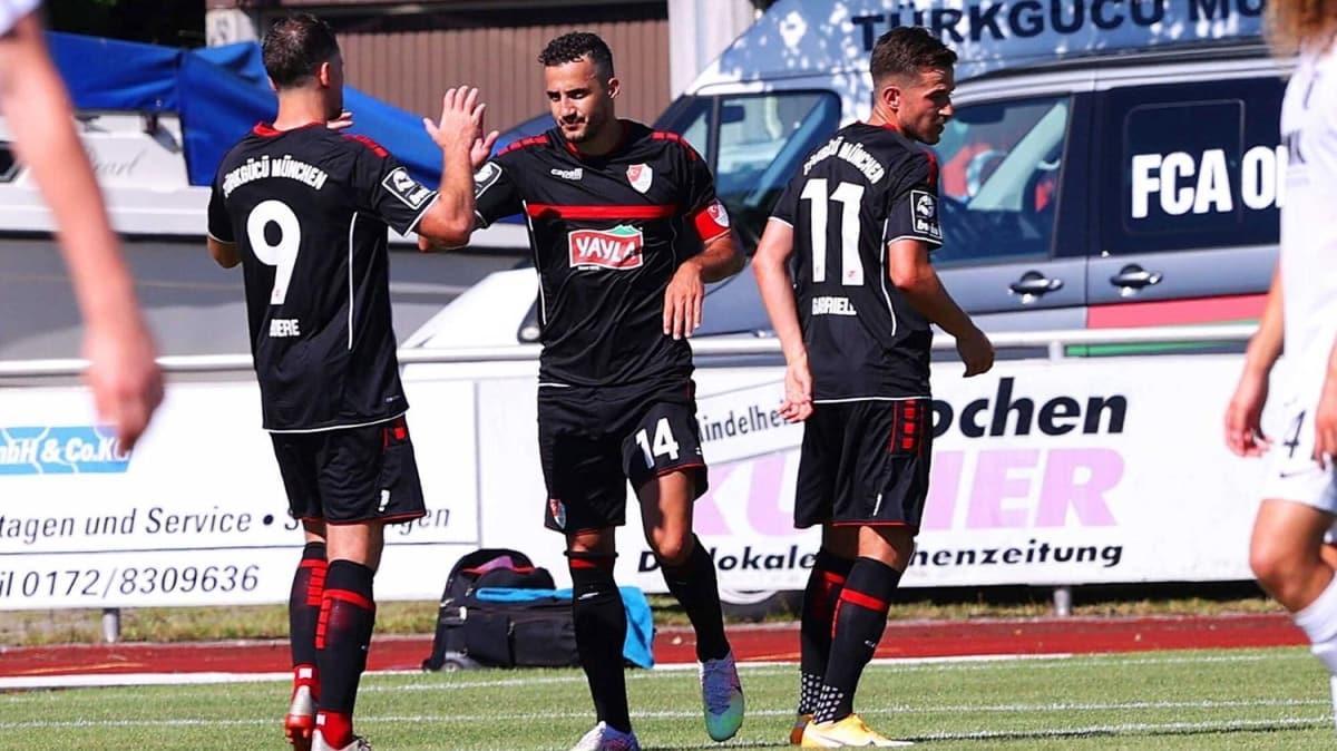 Münih Türkgücü, profesyonel ligde mücadele edecek