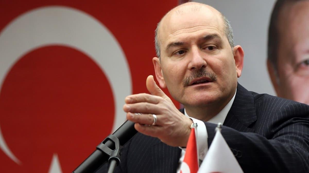 İçişleri Bakanı Soylu'dan sert 30 Ağustos açıklaması: 30 Ağustos'u bize değil CHP Gençlik Kollarına anlatın