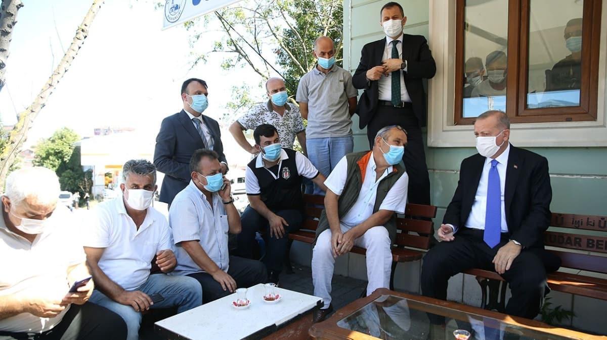 Başkan Recep Tayyip Erdoğan pazartesi Giresun'da! 'Müjdelerin devamı gelecek'
