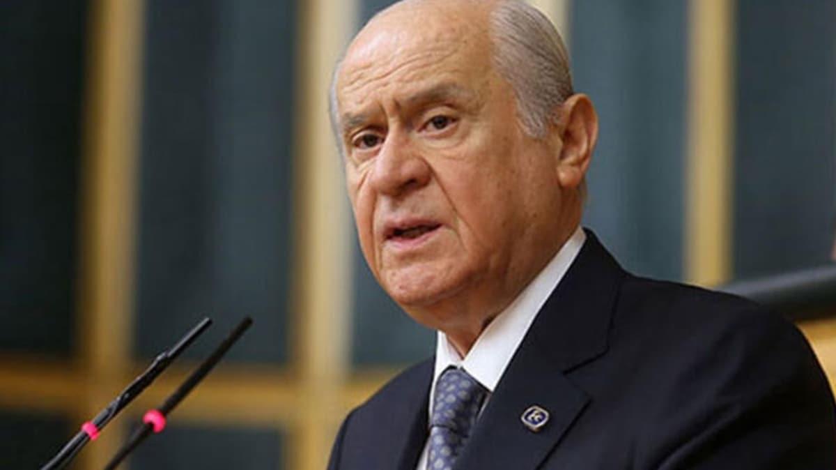 MHP Genel Başkanı Devlet Bahçeli'den Yunanistan'a uyarı: 12 deniz mili dayatması bir savaş sebebidir
