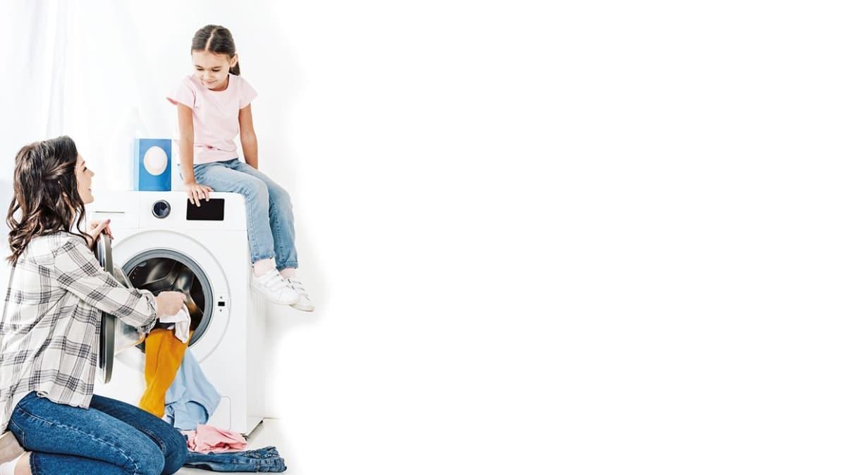 Virüsten arındıran modem ve çamaşır makinesi yolda