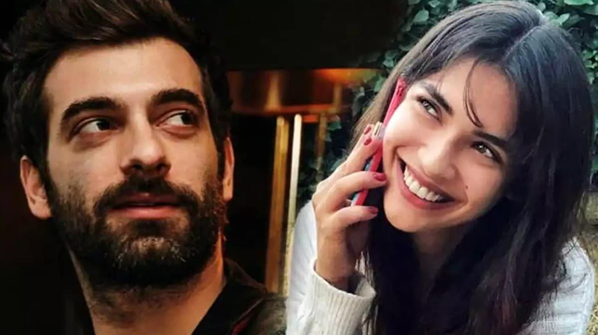 Baraj dizisinin yıldızı Biran Damla Yılmaz ilk kez konuştu! İlker Kaleli'yle aşkını itiraf etti