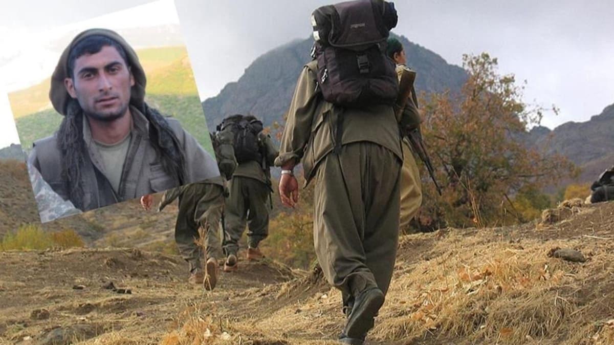 İçişleri Bakanlığı: Turuncu kategoride aranan PKK'lı terörist Vedat Demir, örgütten kaçtı