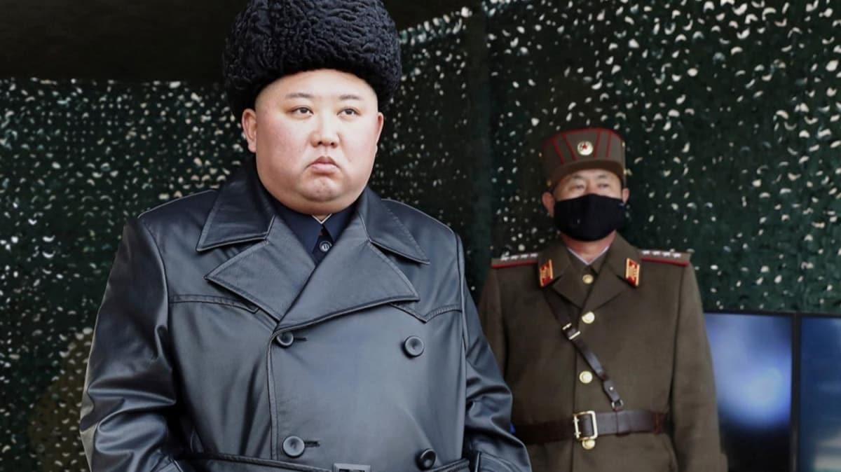 Kuzey Kore lideri Kim Jong-un'dan akılalmaz koronavirüs önlemi: 1 kilometreden fazla yaklaşanı vurun