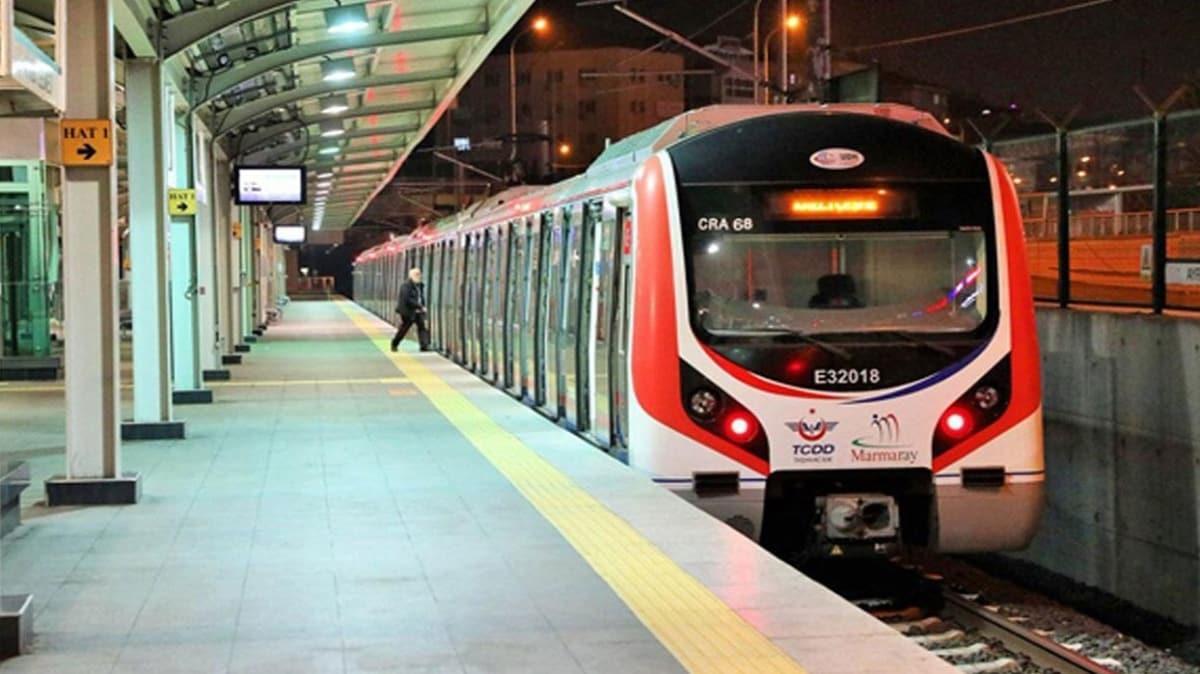 """Bugün ulaşım bedava mı"""" 30 Ağustos'ta Marmaray ücretsiz mi"""""""