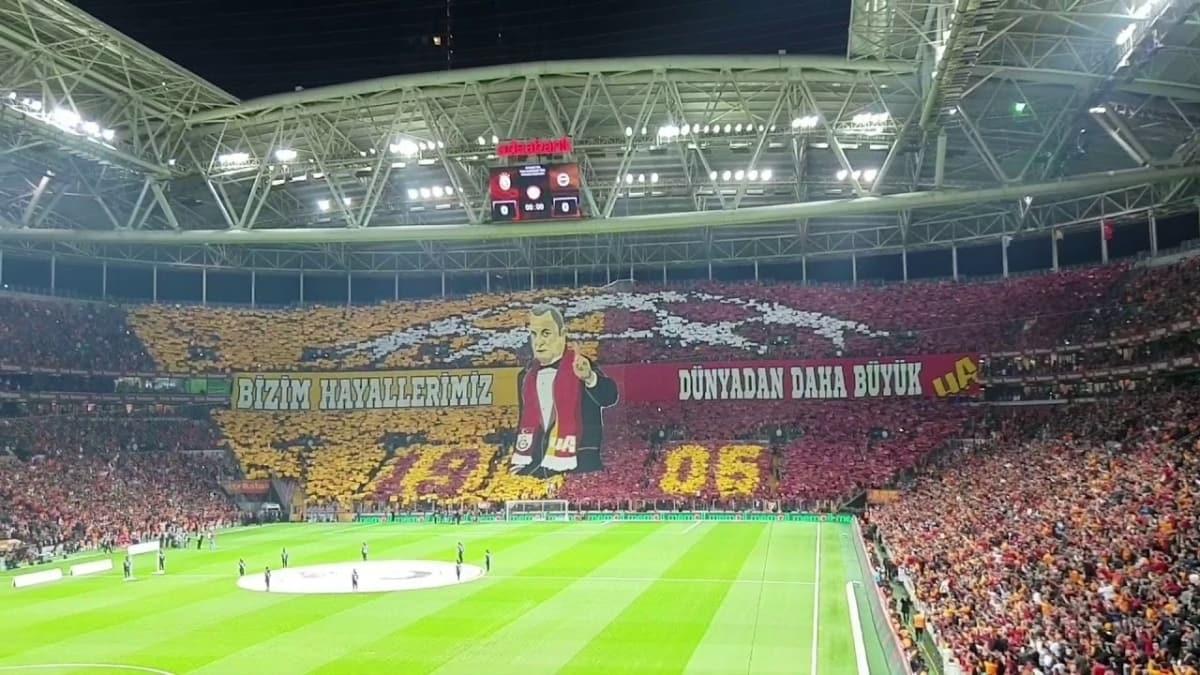 Galatasaray'dan TFF'ye Fenerbahçe derbisi başvurusu: 'Seyircili oynansın'