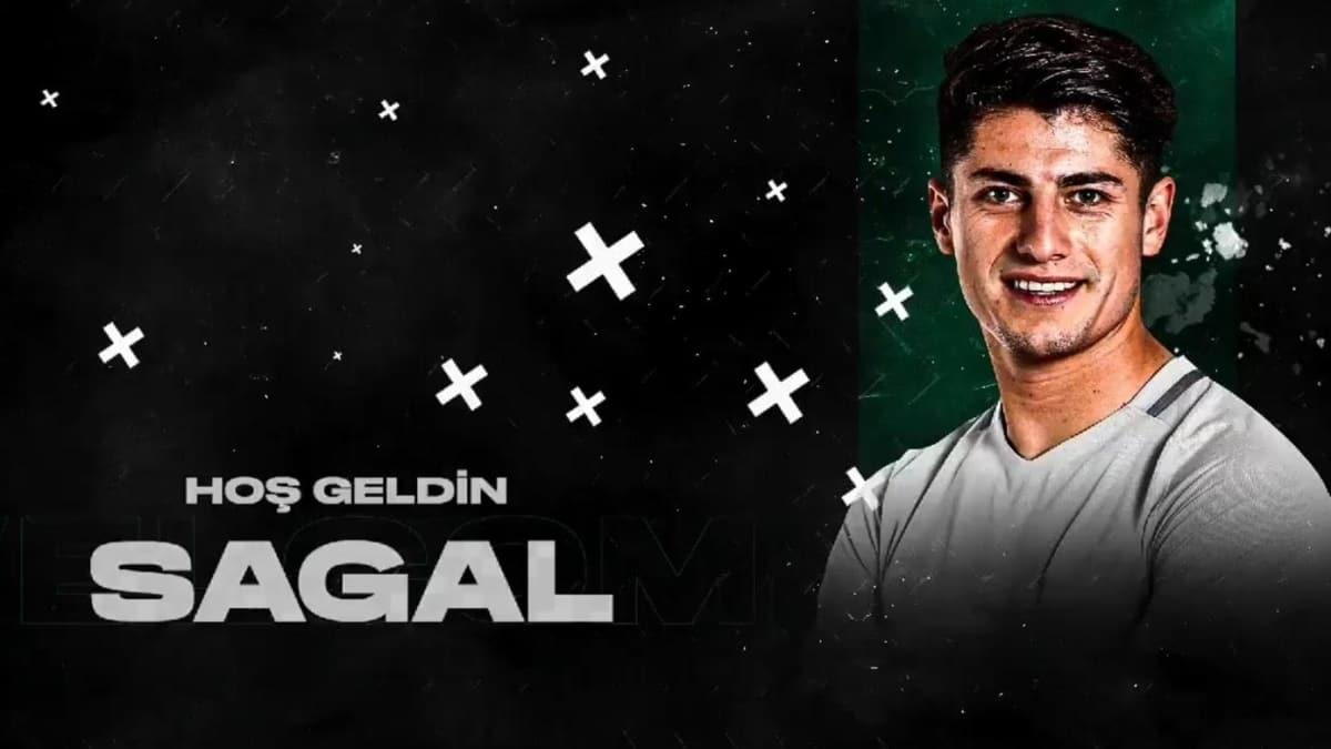 Yukatel Denizlispor, Angelo Sakal'ı transfer etti