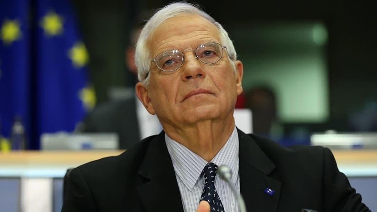 AB Yüksek Temsilcisi Borrell'den Türkiye, Rusya ve Çin için çarpıcı sözler: Oyunun kurallarını değiştirmek istiyorlar