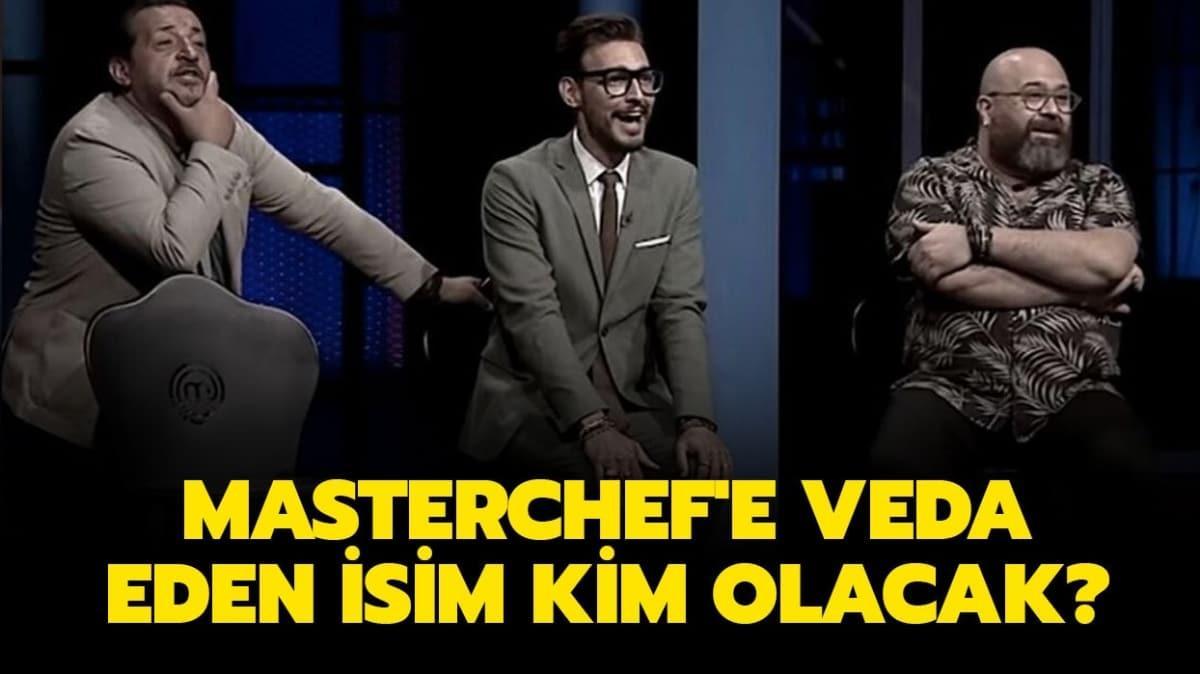 """MasterChef Türkiye'de dün akşam kim elendi"""" MasterChef'e veda eden isim kim"""""""