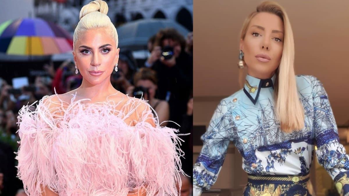 Lady Gaga'ya Gülşah Saraçoğlu imzası! Ünlü sanatçıyı Las Vegas'taki konserine hazırlayacak