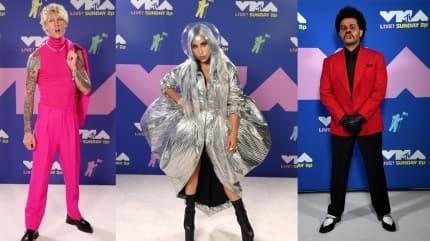 2020 Müzik Ödülleri Gecesinde kıyafetler göz kamaştırdı
