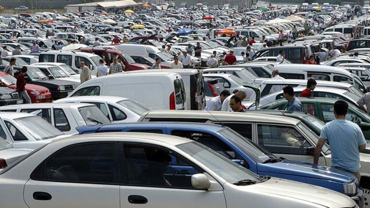 İkinci el araç ticaretinde yeni dönem 1 Eylül'de başlıyor