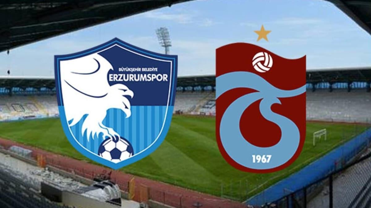 BB Erzurumspor-Trabzonspor maçı iptal edildi