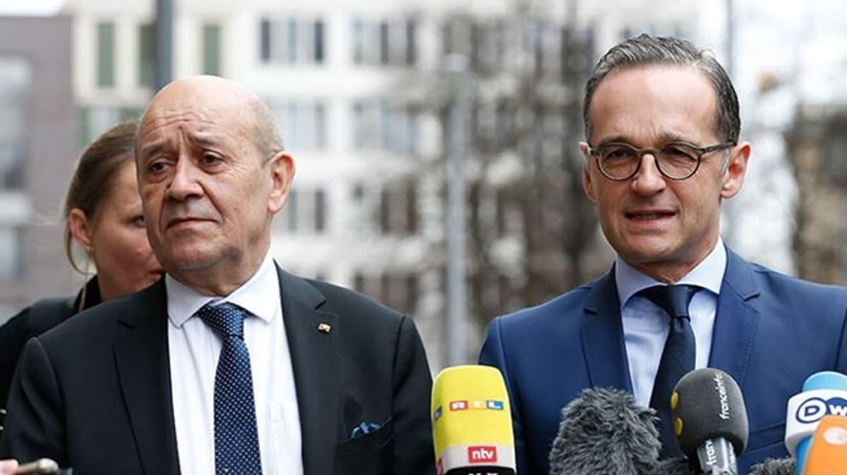 Fransa ve Almanya'dan Türkiye açıklaması: AB diyaloğa hazır