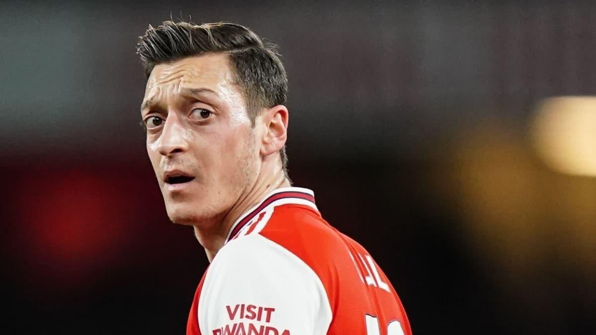 Al Nassr'dan Mesut Özil'e yıllık 20 milyon dolarlık teklif