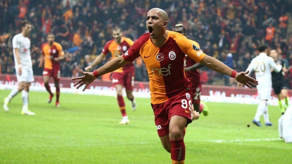 Galatasaraylı Feghouli'ye Portekiz'den talip çıktı