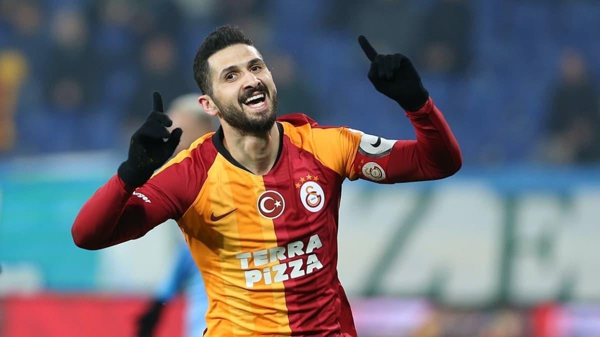 Galatasaray'a Emre Akbaba şoku! Fenerbahçe maçında yok...