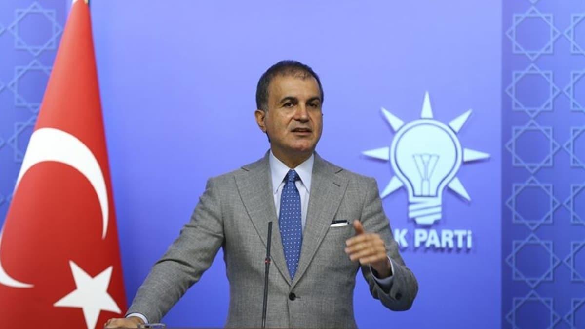 AK Parti Sözcüsü Çelik'ten, MYK Toplantısı sonrası önemli açıklamalar: Yunanistan Doğu Akdeniz'de korsan bir devlettir