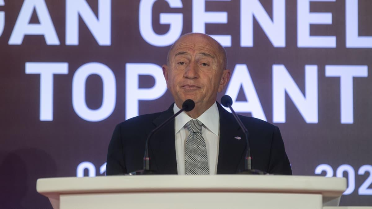 """TFF Başkanı Nihat Özdemir: """"Hisse senedine açığız"""""""