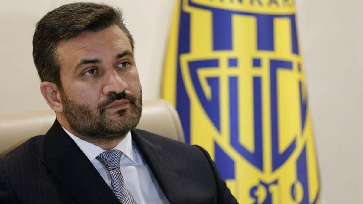 Fatih Mert: 3 futbolcudan dolayı transfer yasağımız devam ediyor