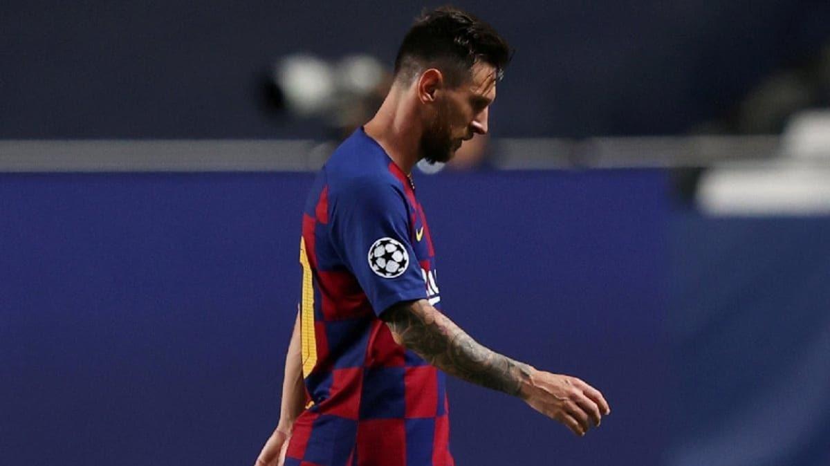 Barça'dan Messi'ye: 'Ancak 700 milyon euroya gidebilirsin'